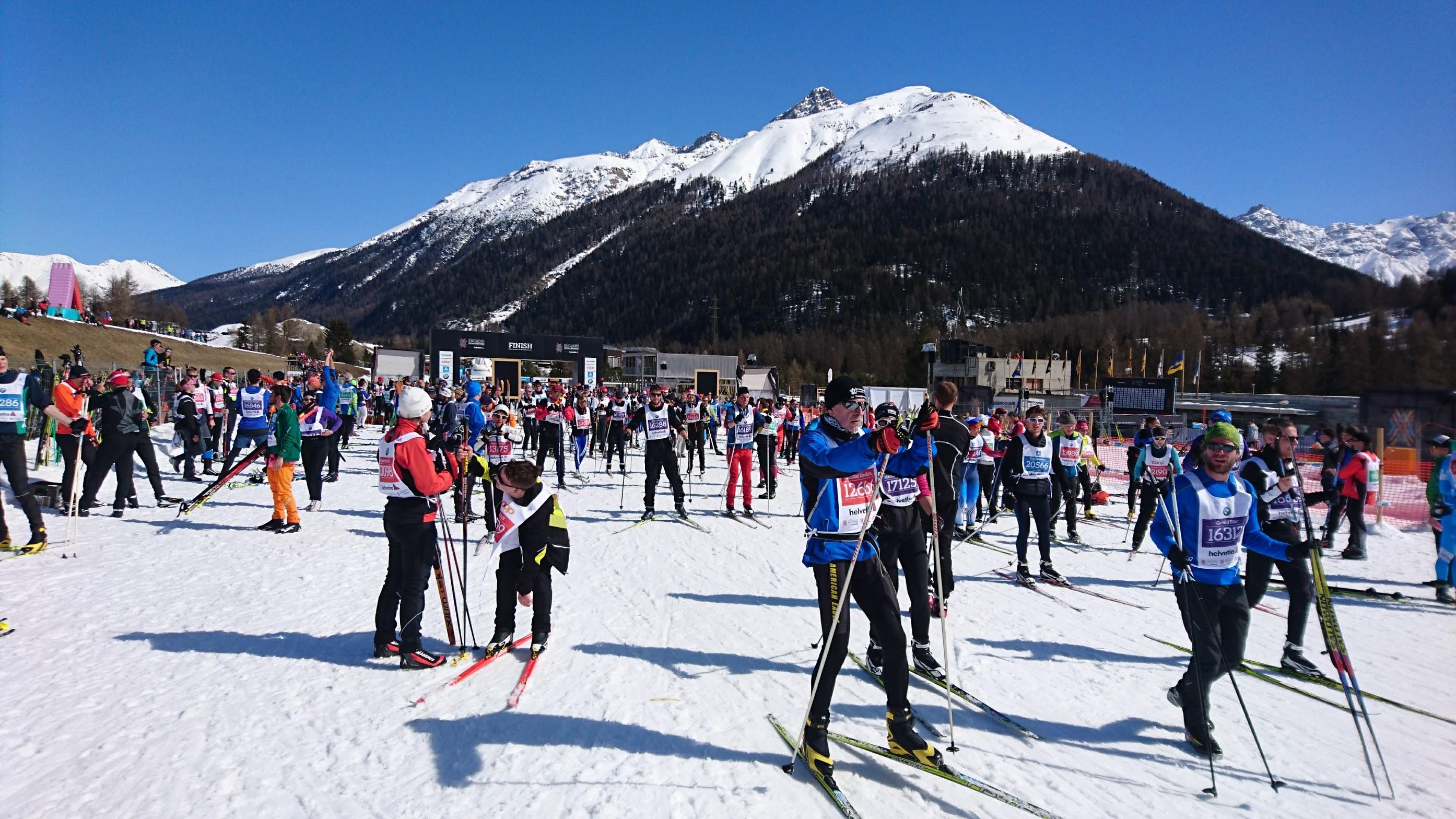 Engadin Ski Marathon Plans Expansion
