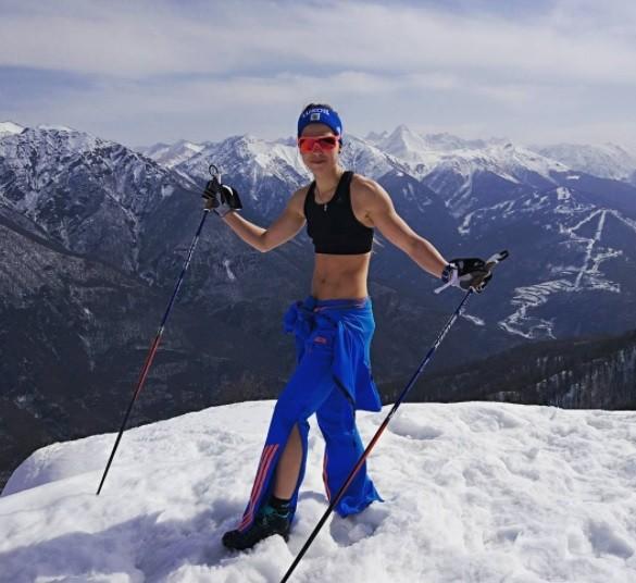 Ski-Perfect Stomach, Spring Edition