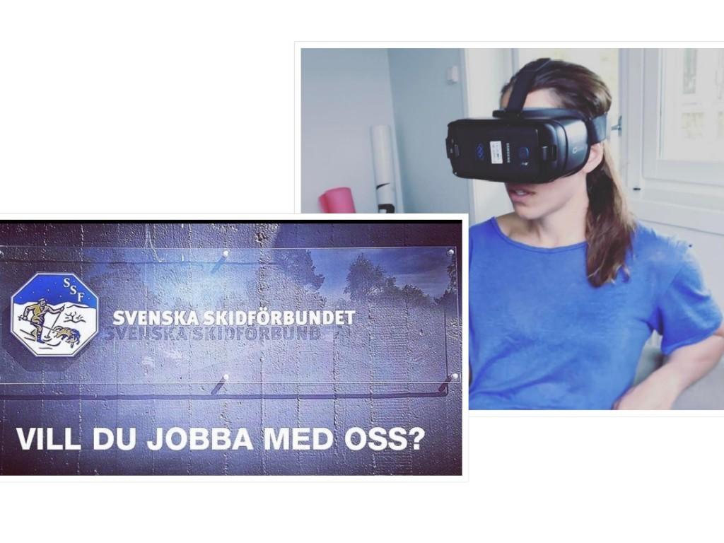 Charlotta Kalla, Swedish Ski Federation – And 205.000 Swedish Kronor Between Them