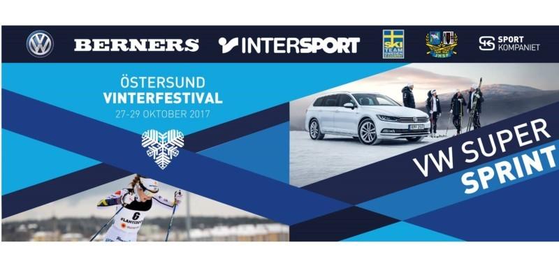 Ski Season Kicks Off With SuperSprint Cup In Östersund, Sweden This Weekend