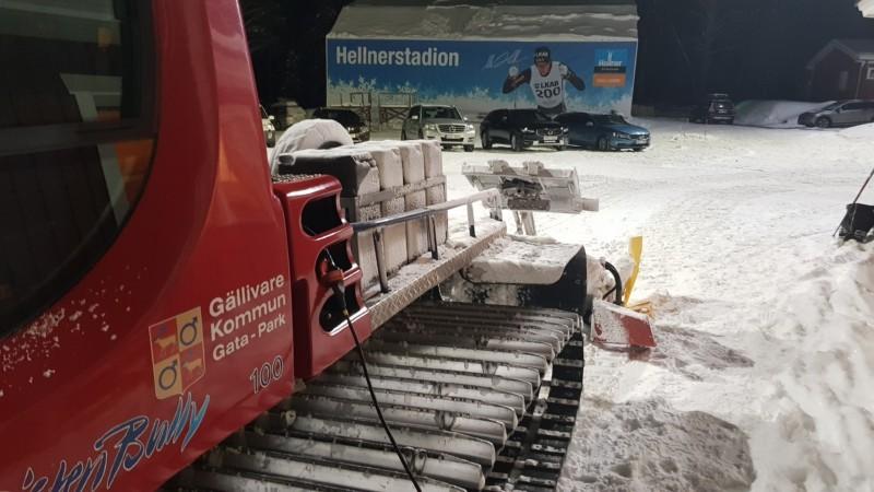 Gällivare Premiere: Skiing Stars Gather In Swedish Lapland