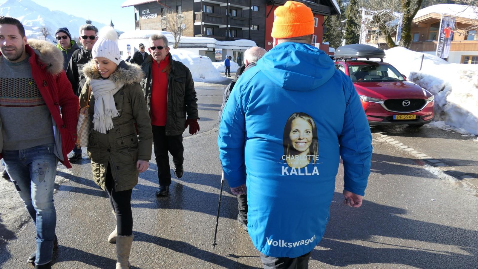 Charlotte Kalla's Victory Secret: Famous Blue Jackets From Tärendö