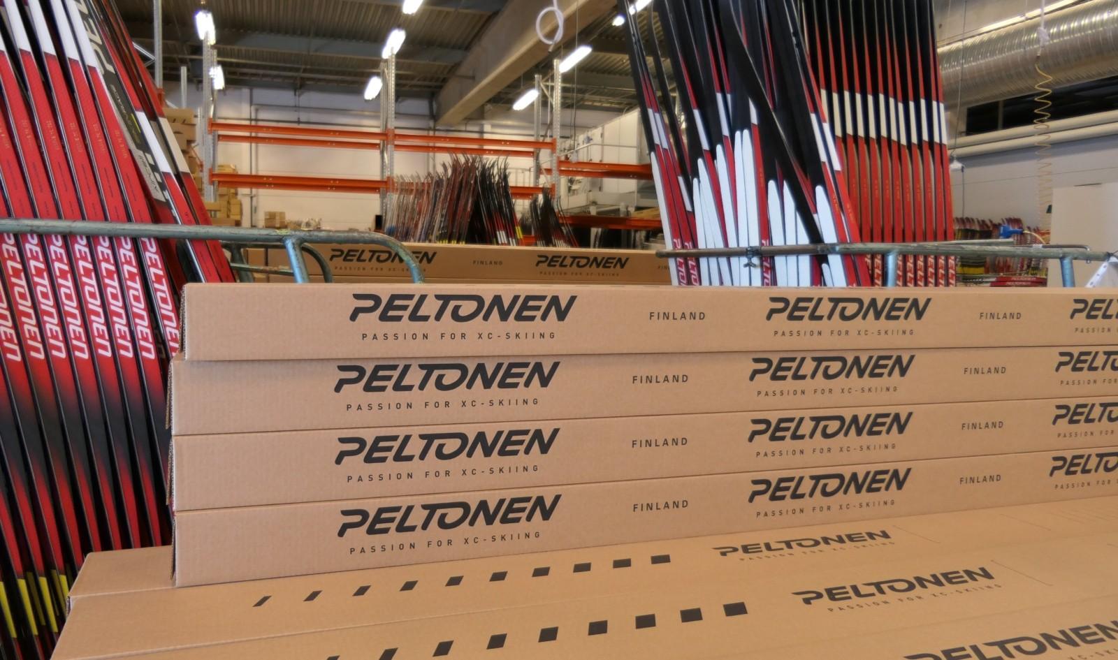 Take A Look Inside Peltonen, World's Most Modern Ski Factory