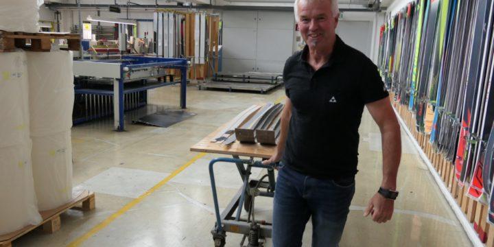 Hans Hubinger , Legendary Designer Of Fischer Skis, Recommends