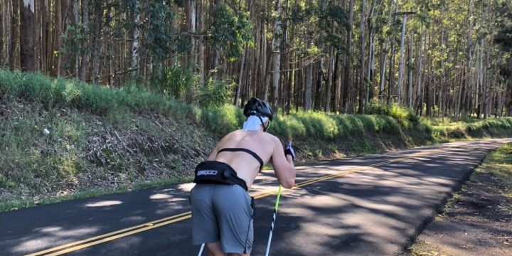 Notes On Roller Skiing In Hawaii