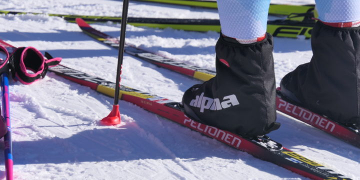 Meet Those Who Go Against The Grain. At Least When It Comes To Choosing Skis
