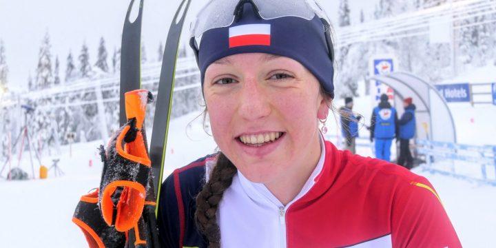 Bright Future Of XCSkiing : Introducing Karolina Kaleta