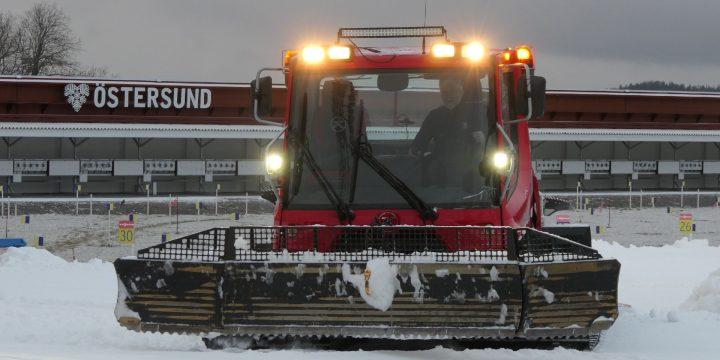 Östersund Superstadium To Host Inaugural World Supersprint Series  Race