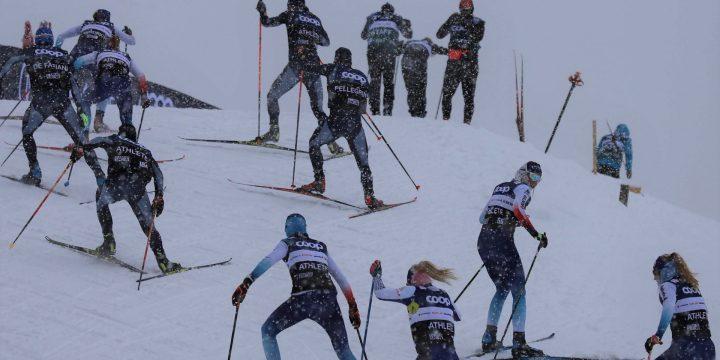 Splendeurs &  Miseres De  Tour  De Ski