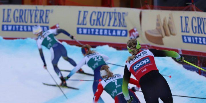 Åre Uphill Sprint – Glimpse Into Future Of Skiing?