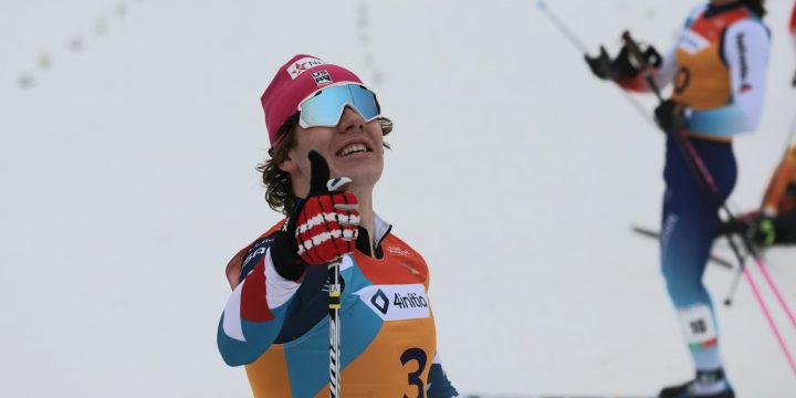 Juniors' World As Top Entertainment On Skis