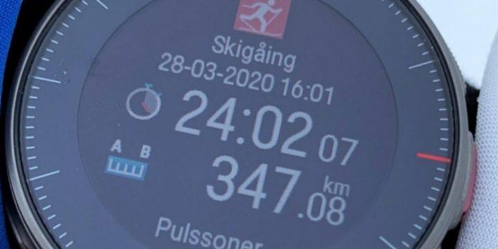 Thea Murud Does 347 Kilometres In 24 Hours