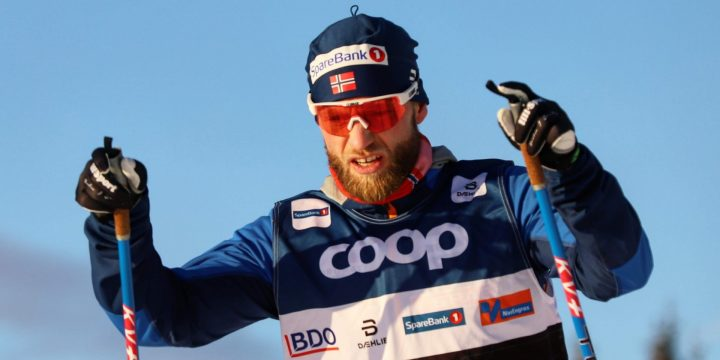 Martin Sundby Did Not Make Norway Squad Selection