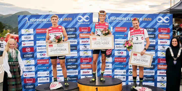 Toppidrettsveka's Aure Sprint Breaks Viewership Record On TV