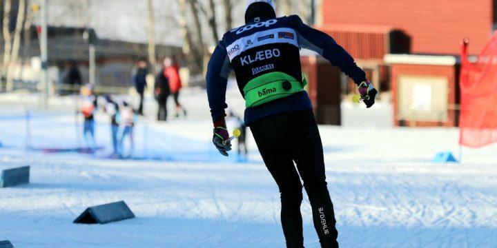 Klæbo Won't Compete In World Cup In December