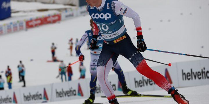 Daily Skier  At Oberstdorf 2021: Madshus' Green Sensation