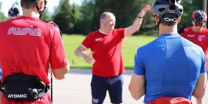 Russians And Italians Train Under German Coach In Estonia