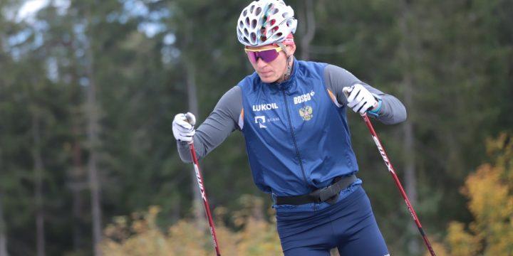 Bolshunov does not do any snow-skiing till November. We asked his coach why